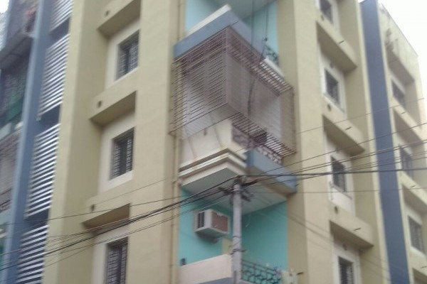 2bhk flat for rent in madhyamgram