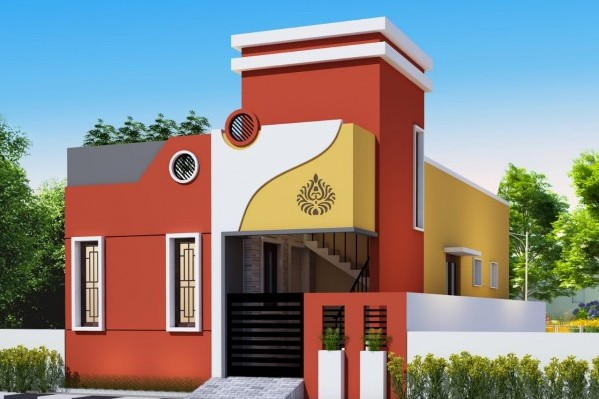 3 bhk independent house in Chennai gowrivakkam