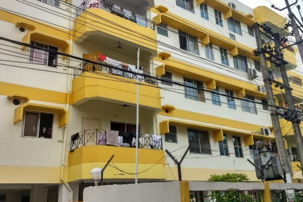 Fully Furnished 3BHK Flat For Rent