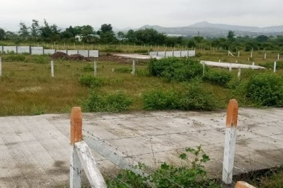 Open banglow plot available for sale at pune