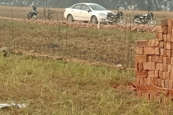 Residential plot available for sale at Patna