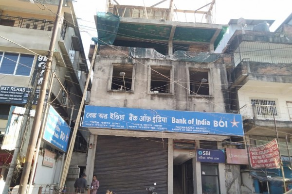 Commercial Office Space for rent in Paltan Bazar, Guwahati